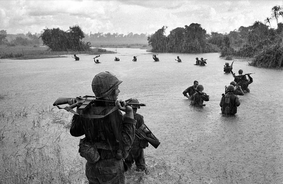 americas involvement in the vietnam war In the united states, it was pretty much the way it's always been during times of war those that didn't have to fight were saying that we ought to go in there and.