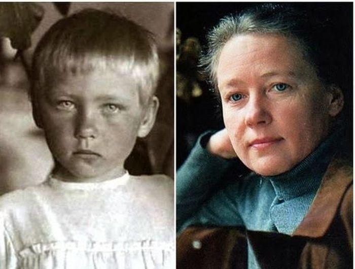 Фотографии советских и российских актеров с детьми