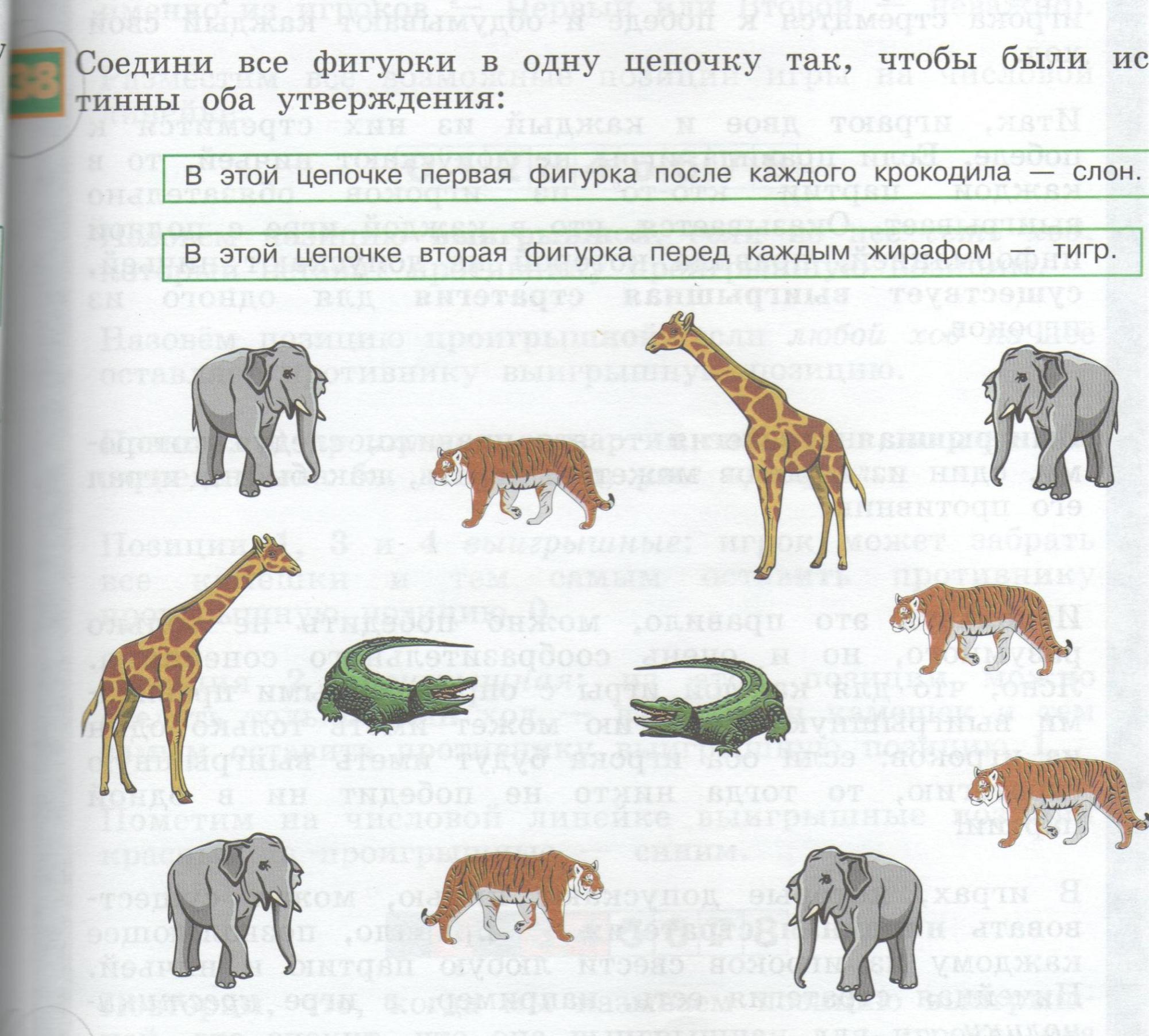 Решить задачу жираф пересечение множеств задачи с решением