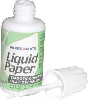 liquid paper inventor