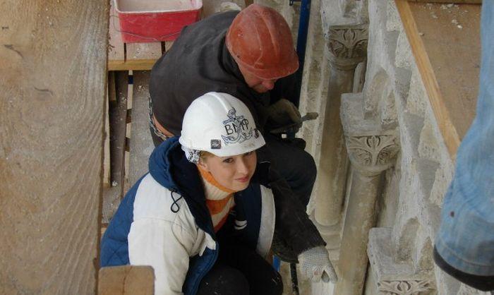 работа для девушки в строительстве