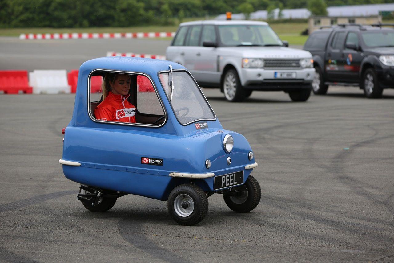 Картинки самой маленькой машины