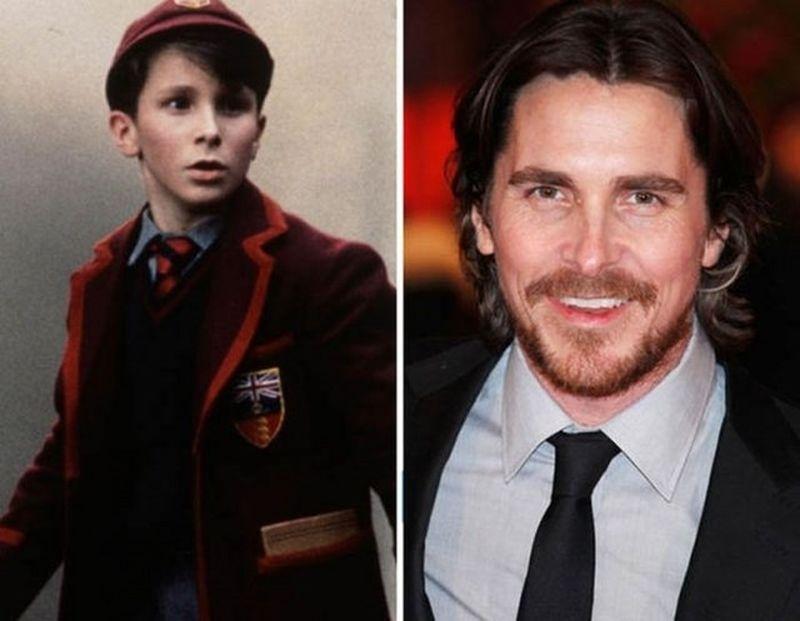 Звезды в молодости и сейчас голливудские фото