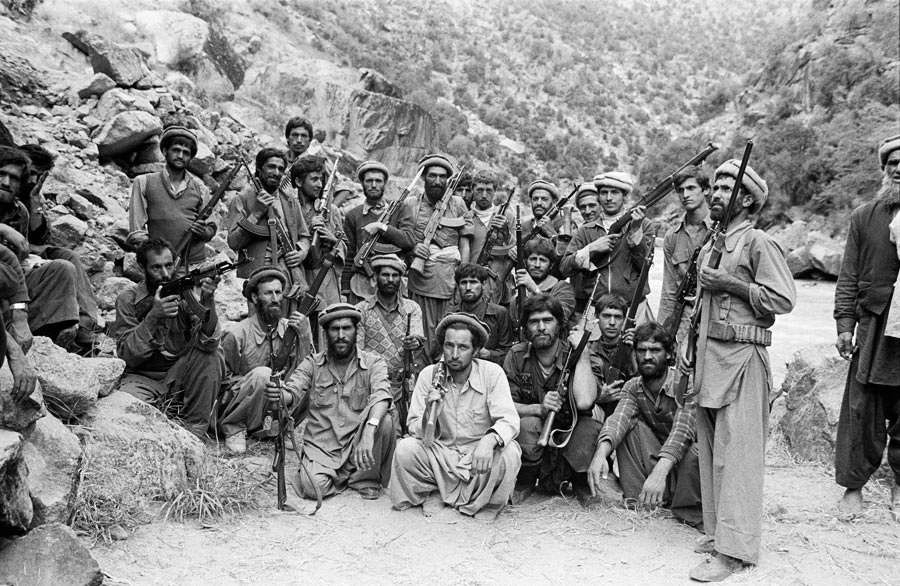 где должен картинки афганские моджахеды тяжело переживал разлад