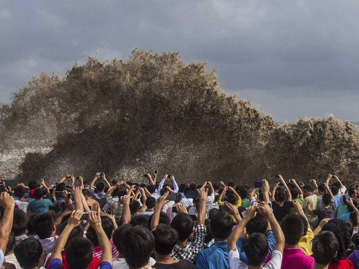Лучшие фотографии 2013 года по версии Reuters