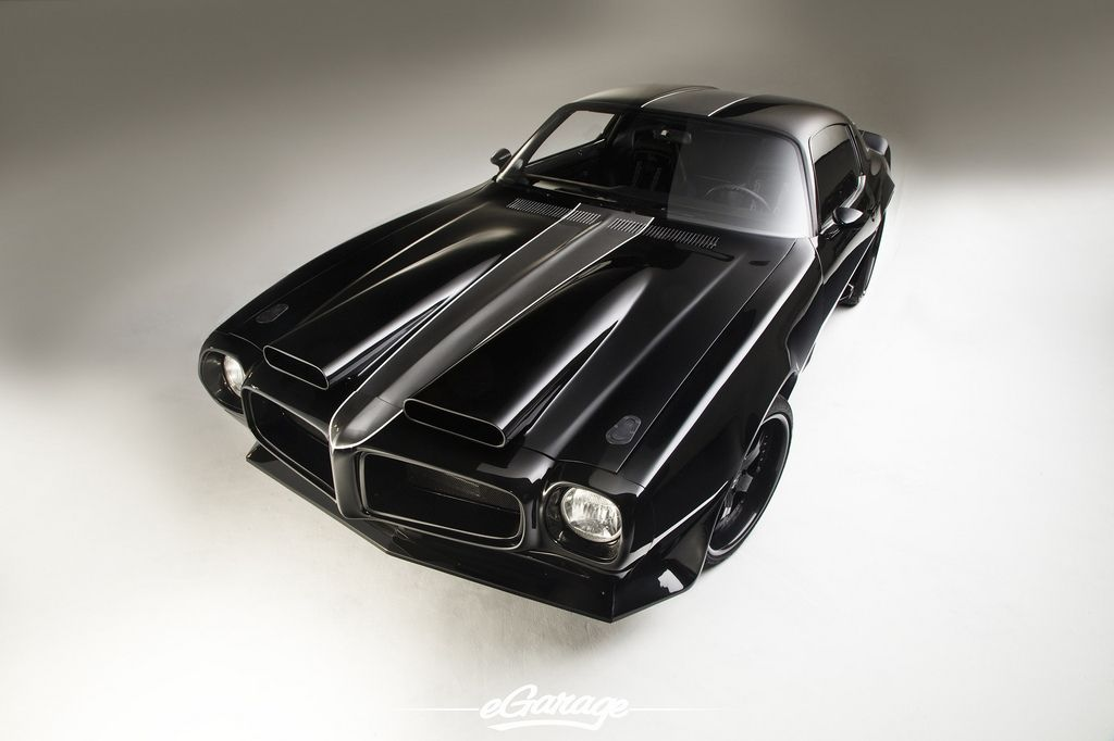 Pontiac Firebird 1970 All Speed Customs