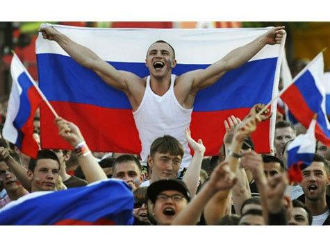 Толпу русский видео