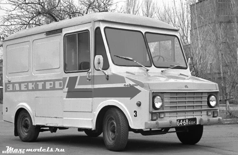 Электромобили СССР СССР, авто, электромобиль