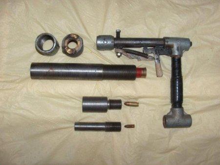 самодельное оружие Про жизнь, интересное, оружие криминал