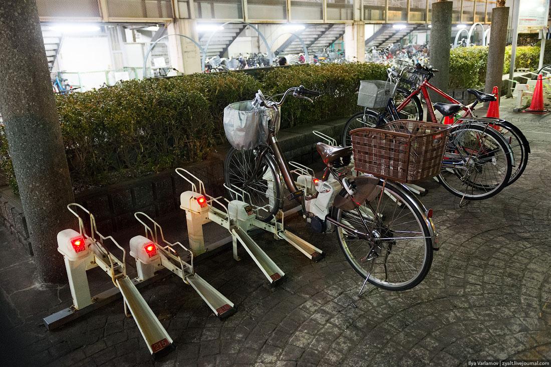 японские велосипеды видео ведь