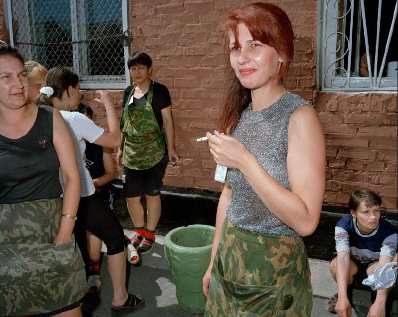 русские девки на зоне мысли приходили голову