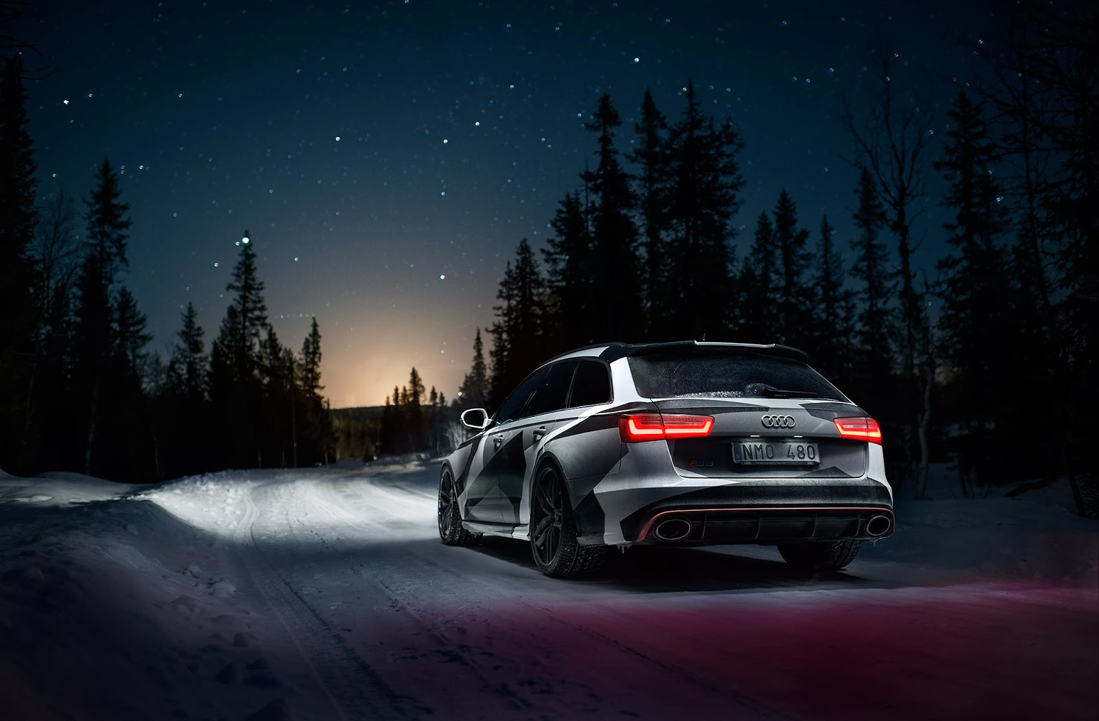 Audi RS6 Avant by Jon Olsson