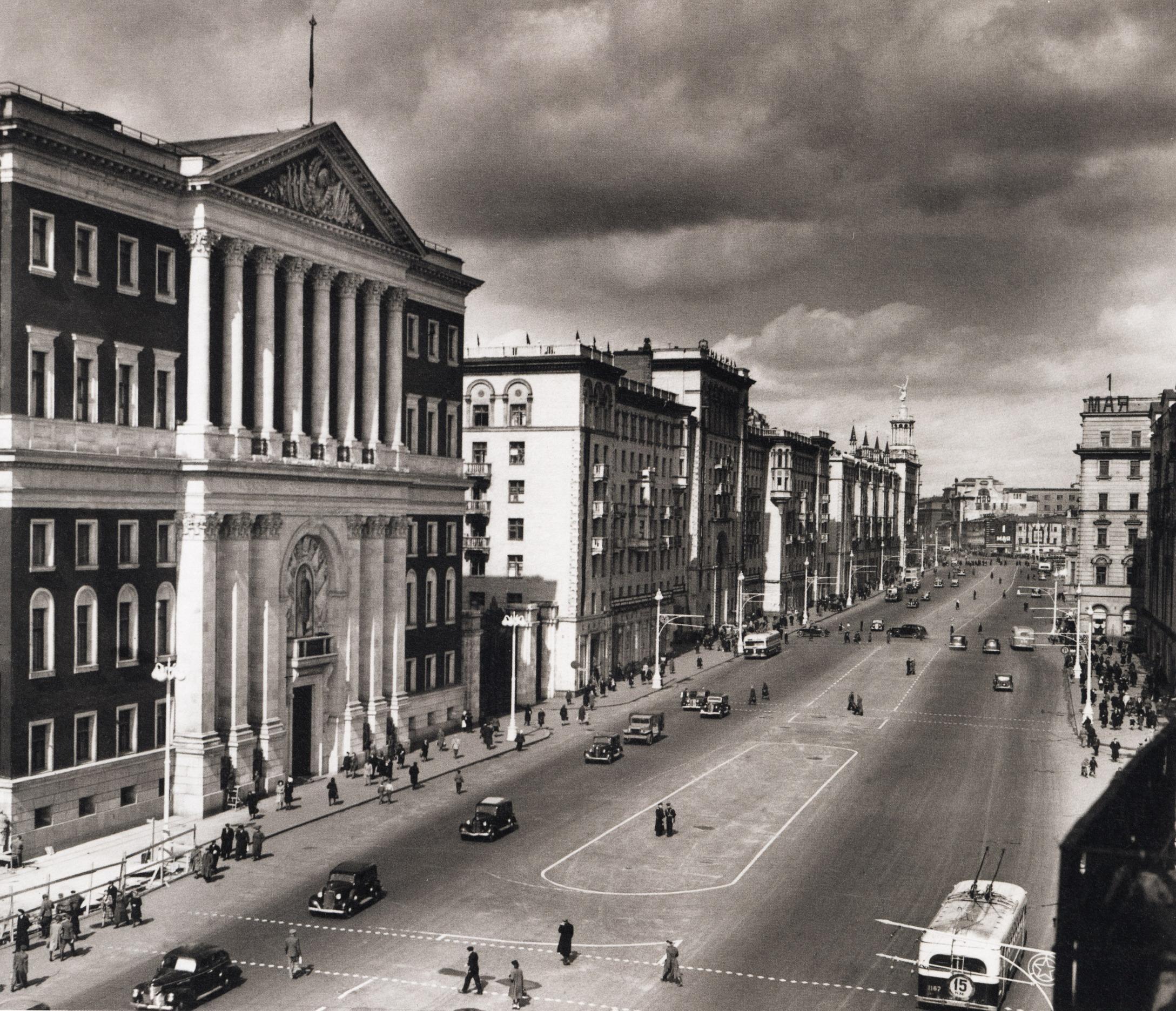 фото улицы исторической москвы миндалине проявляется дискомфортом