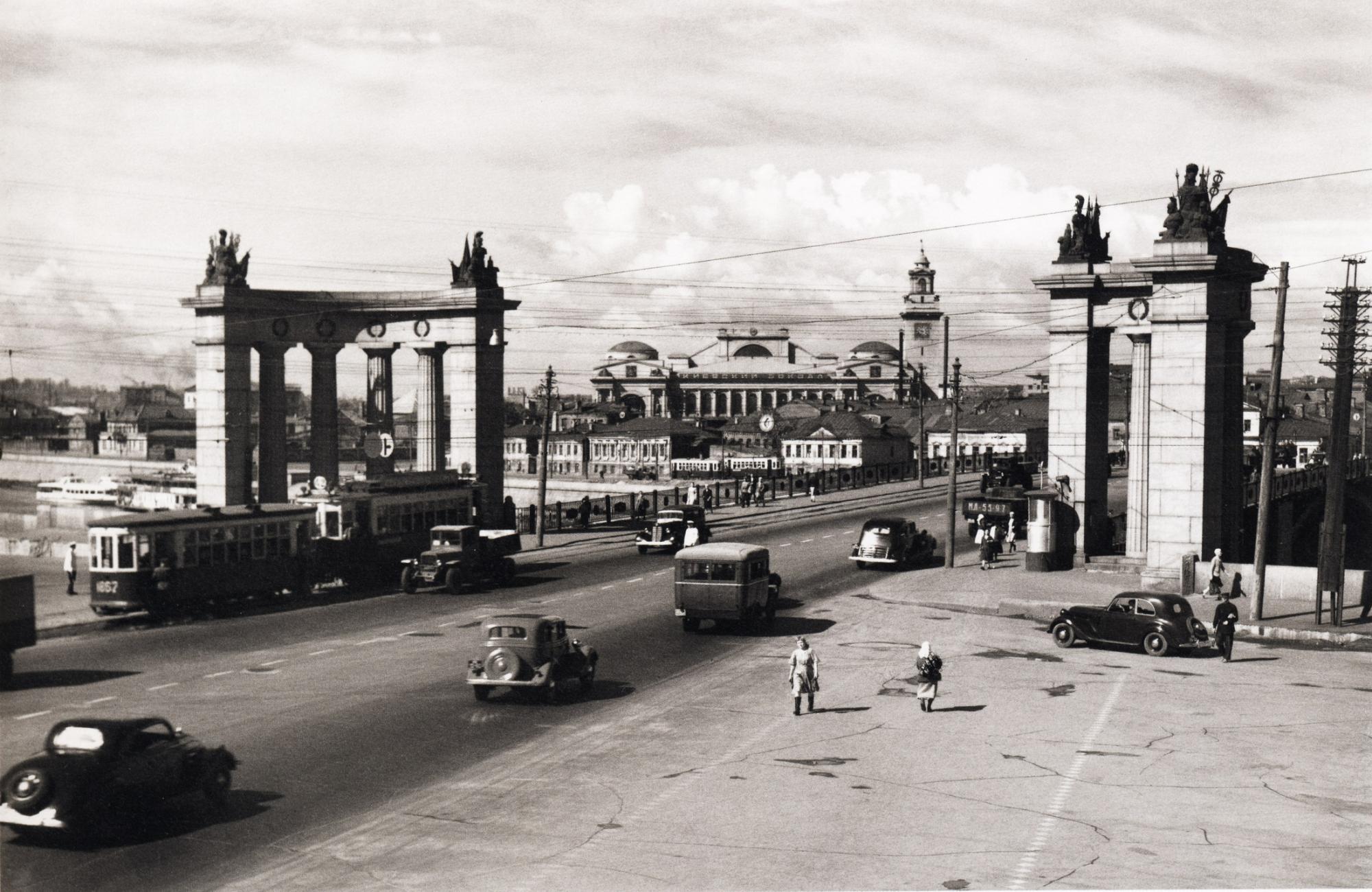 Фото старой Москвы