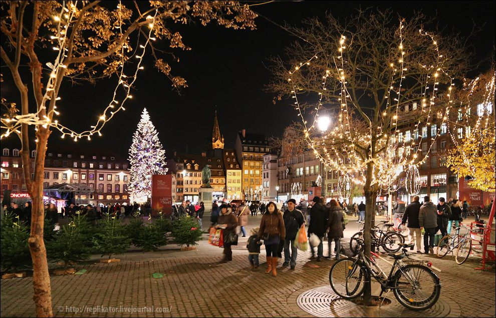 течение рождество в страсбурге фото годы революционной деятельности