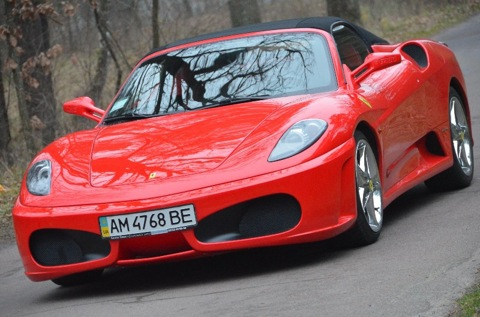 Как из Toyota MR2 сделать FERRARI 430  Super Car, ferrari 430, toyota mr2, самоделка