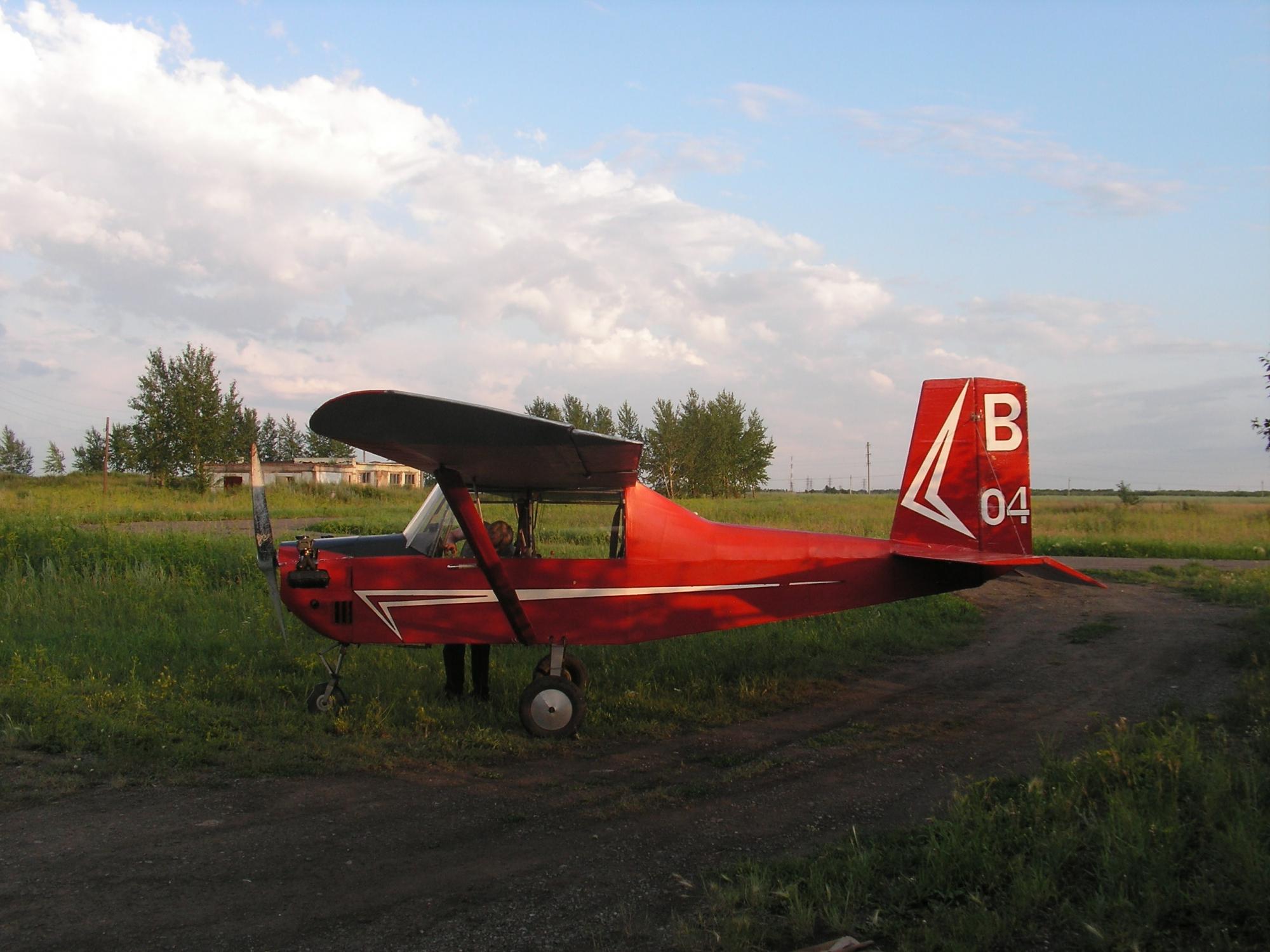 Полёты на самодельных самолётах