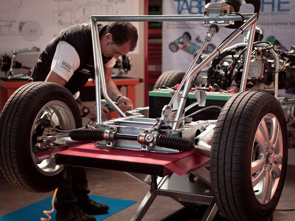 Автомобиль изготовить своими руками