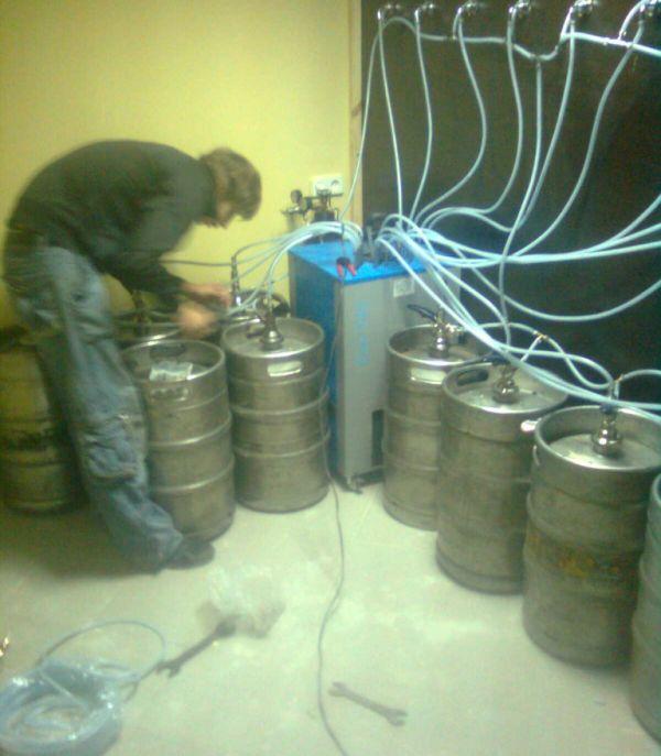Оборудование для пива своими руками