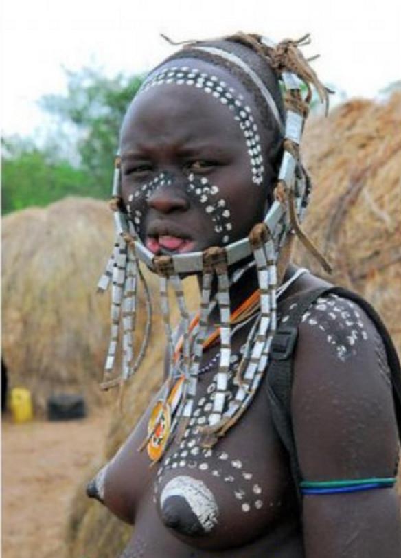 Фото Женщин Диких Племен