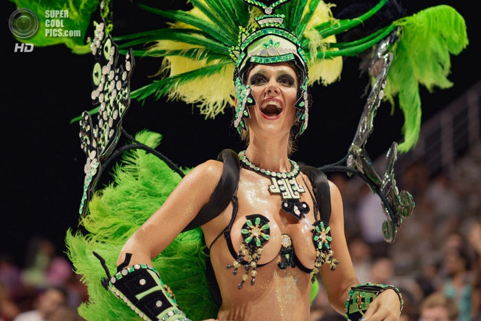 Смотреть порно аргентинских карнавалов