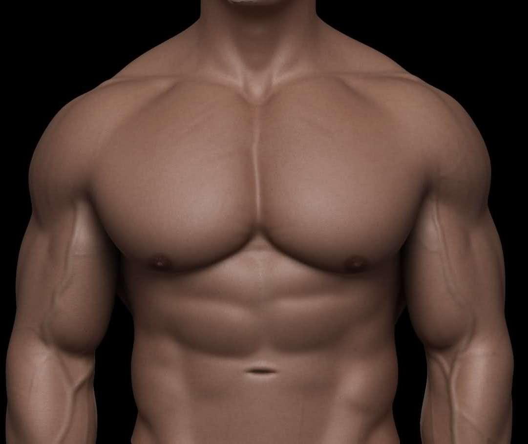 Самые сексуальные части тела у парней
