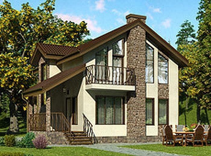 Дом построить из газобетона сайт