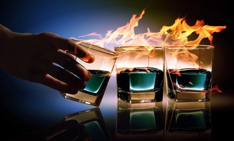 Пламя огонь своими руками из 136