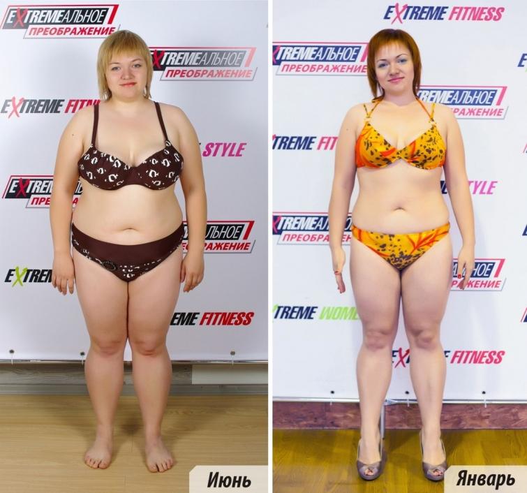Полное Преображение Программа Похудения.
