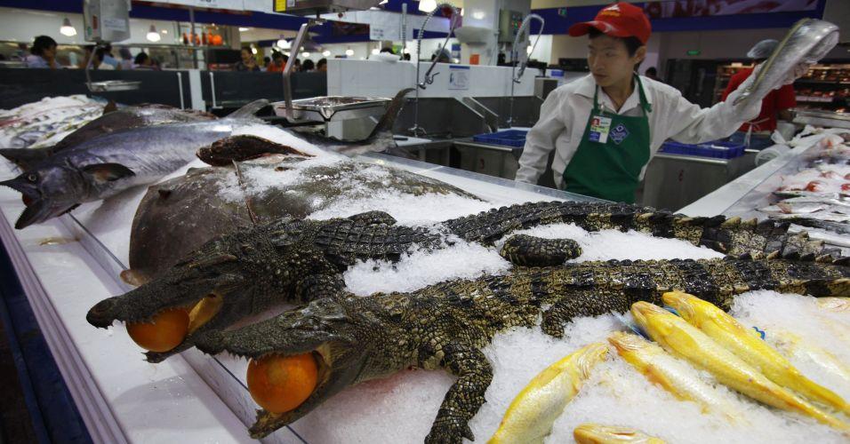 2b1024bca Необычные продукты в китайских супермаркетах
