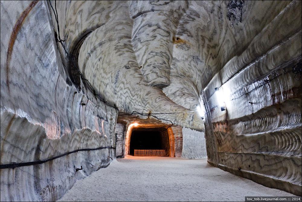 соляная шахта в соледаре фото мебели под