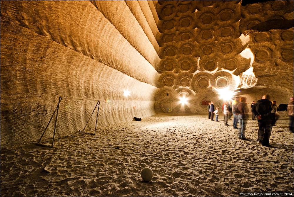 идеи соляная шахта в соледаре фото размножении георгинов