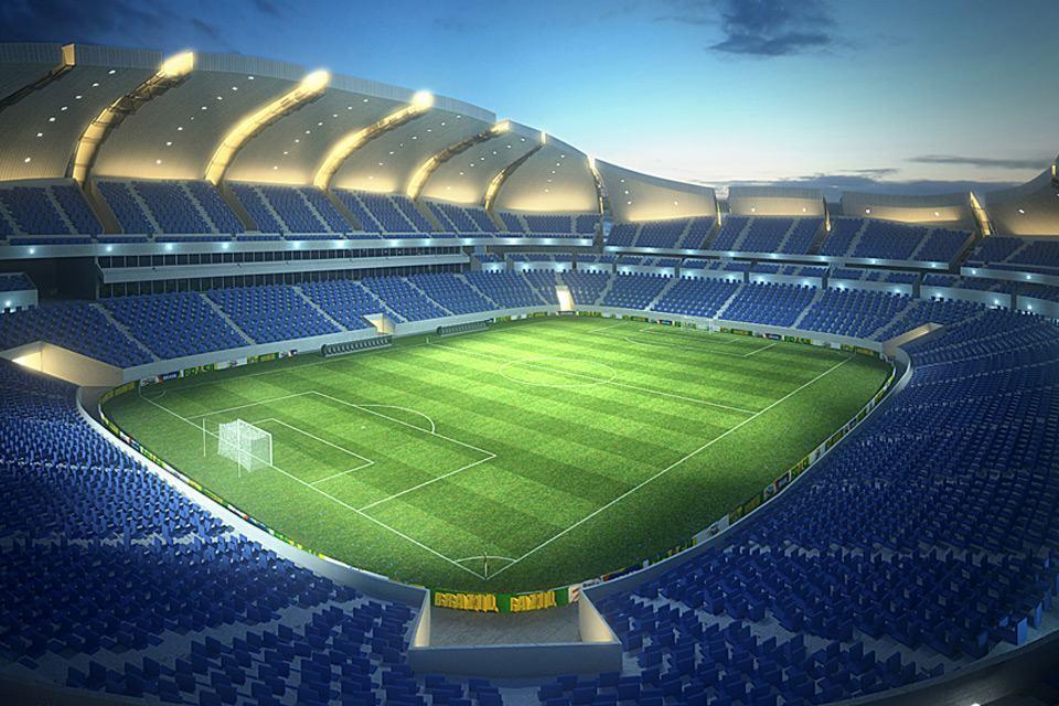 Картинки стадионы футбольные