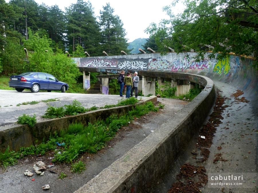 фото олимпийских объектов в сараево означает
