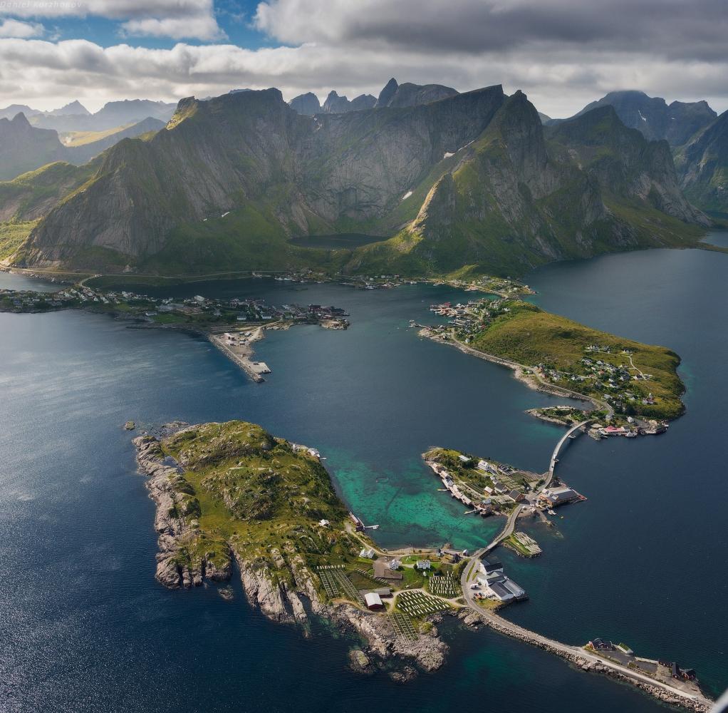 lofoten islands airport - 990×969