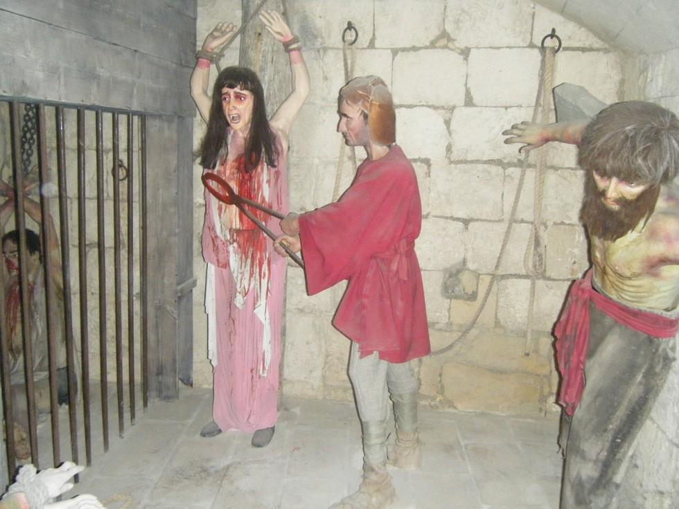 Порно музей пыток фото