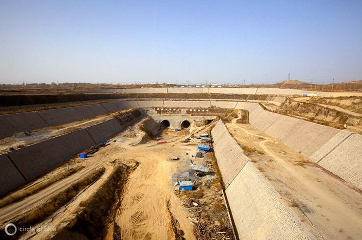 Проект Поворот китайских рек