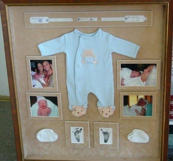 Коллаж из фото ребенка своими руками