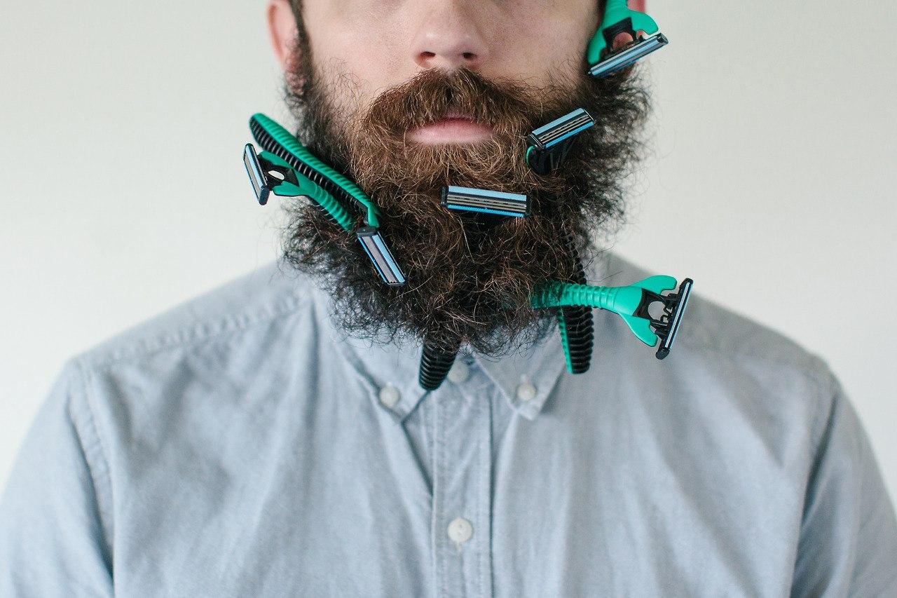 известен прикольные картинки про бородатых мужиков модницы привыкли
