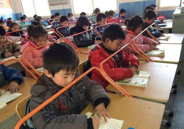 Секс в китайских школах