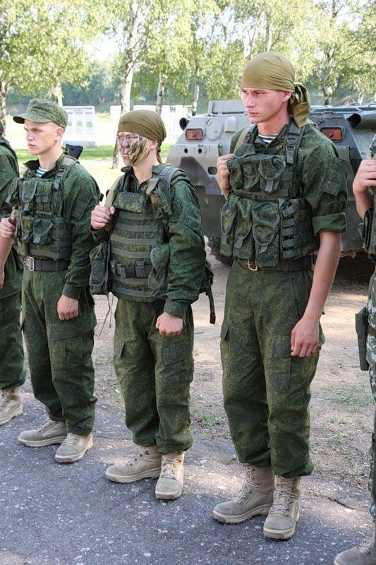 modern russian military uniforms - 533×800