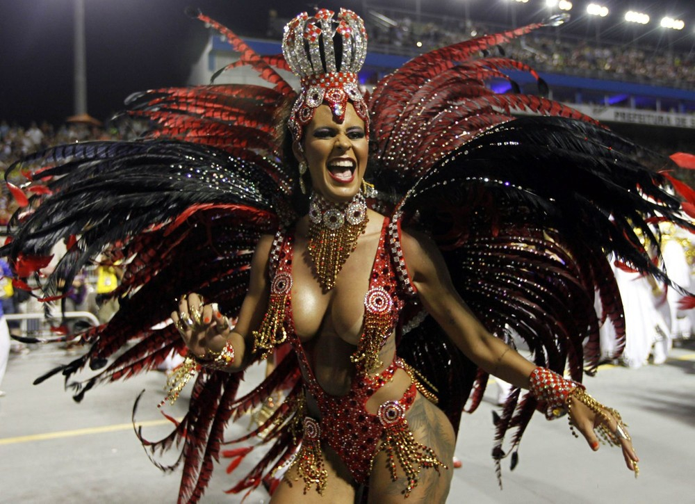 Бразильский карнавал 2013 (75 фото)