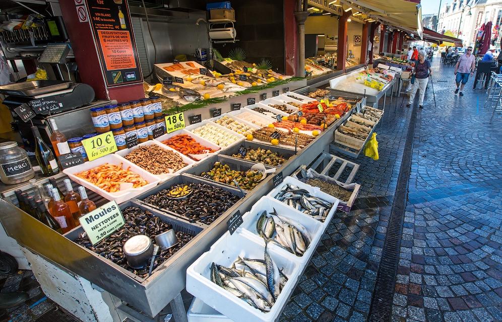 Картинки по запросу ла специя рынок морепродуктов фото