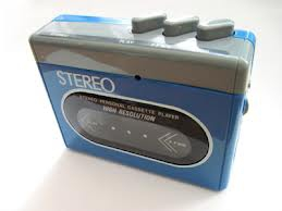 Stereo cassete player cassete, player, stereo