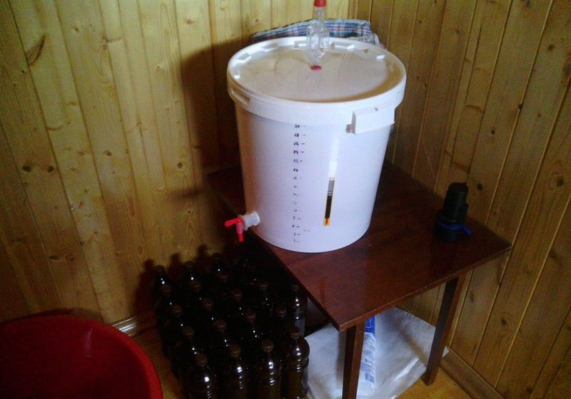 как сварить пиво в домашних условиях без оборудования - 7