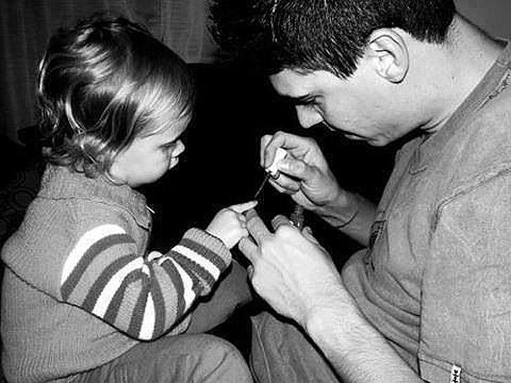 Папа и дочка трахутя фота