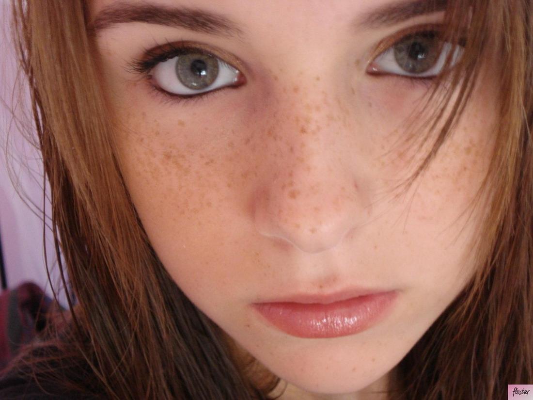 Pantyhose beautiful teen facial