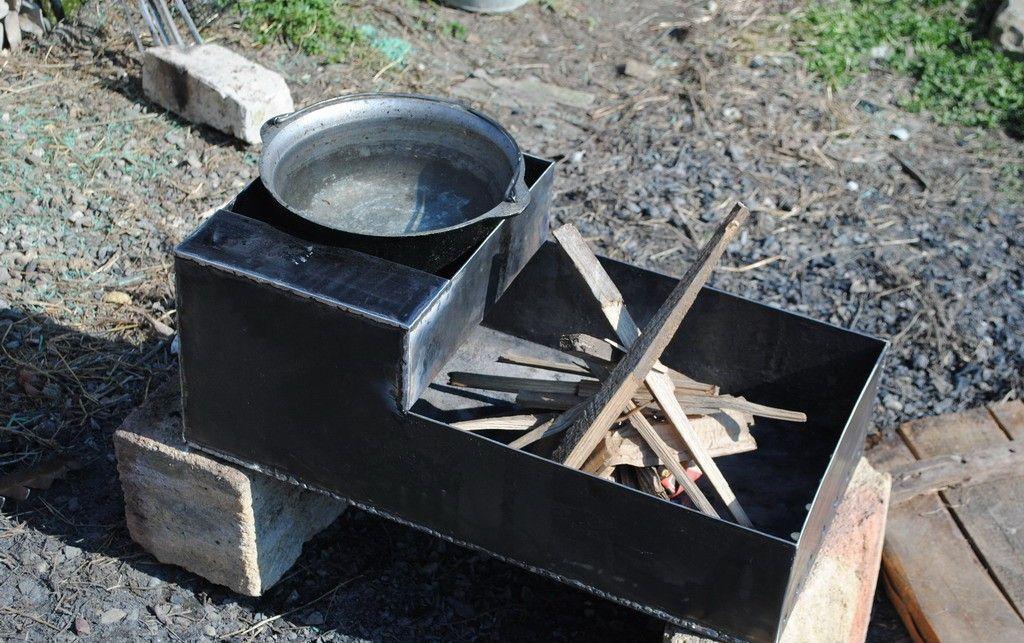 Изготовления барбекю своими руками