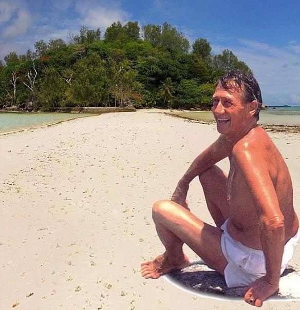 Свой рай за 13 тысяч долларов от Button за 27 марта 2014 остров, рай