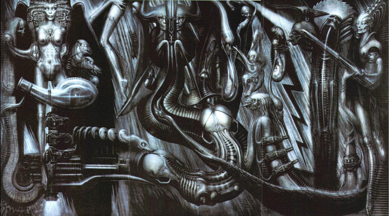 alien landscapes book